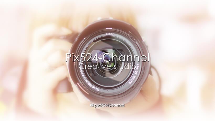 Pix524 Channel | クリエイティブ制作現場pix524制作現場と制作物ファクトリー