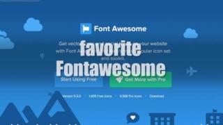 よく使うfontawesomeのアイコンを羅列しておくストック用メモ!あくまでも自分用