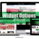 スマホ・タブレット・PCで表示切替!3種のデバイスで条件分岐!Widget Options